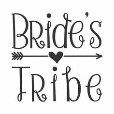 bride tribe arrow jpg image svg dxf cut printable digital