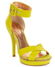 BCBGeneration Shoes, Zenas Platform Sandals - Juniors Shoes - Shoes - Macy's