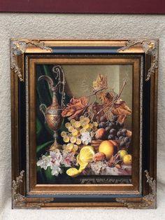 Bonny  Art 0007-KB (400x515) Натюрморт с кувшином Размер 400х515, цветов 183: солидов 22, блендов 161   Канва Congress, цвет ivory, 24 каунт, петит-полукрест в 2 нити, мулине DMC