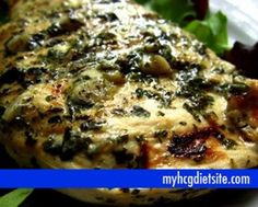 Cilantro Chicken | Chicken Recipes