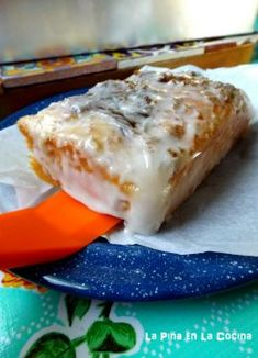La Piña en la Cocina - Embracing my Mexican heritage and sharing all the wonderful flavors, colors and foods I grew up with. Join me on this journey as I also learn new foods and cooking techniques. Dedicated to my parents Ramiro and Blanca. Fish Recipes, Mexican Food Recipes, Ethnic Recipes, Mexican Desserts, Freezer Recipes, Freezer Cooking, Drink Recipes, Cooking Tips, Dinner Recipes