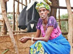 Heifer's President and CEO, Pierre Ferrai, told the world's dairy industry this week that small farmers can make a huge impact on hunger. Our East Africa Dairy Development project shows this method can work.