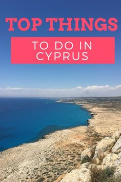 A first time visitor's guide to Cyprus - what to do, where to go, what to see and what to eat when visiting Cyprus