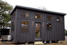 24′ Modern Tiny House on wheels