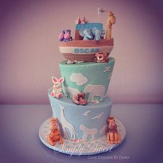 Noah's Arc Cake - Cake by Diana