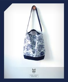 Floral always tote bag by MUK design