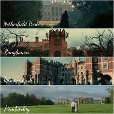 Estate in Pride and Prejudice and Zombies