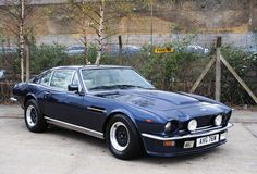 Historics at Brooklands - Specialist Classic and Sports Car Auctioneers - 1981 Aston Martin V8 Vantage