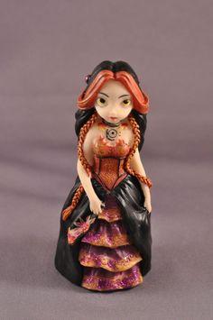 Jasmine Becket-Griffith Fairies | JASMINE BECKET GRIFFITH Strangeling Fairies Figurine 7775 WOLF