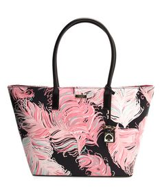 Another great find on #zulily! Pink Jules Brightwater Drive Tote #zulilyfinds