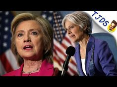 12 Sep '16: Shocker: Who's Voting For Jill Stein? Not Who You Think! - YouTube - TJDS - 8:09