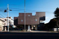 Climber's House by Komada Architects Office 駒田建築設計事務所設計