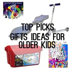 Awesome list of Christmas gifts!