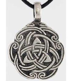 Mystic Triquetra Amulet