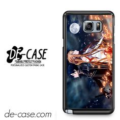 Sword Art Online For Samsung Galaxy Note 5 Case Phone Case Gift Present YO