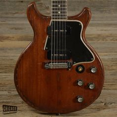 Gibson Les Paul Special Cherry 1960 (s992)