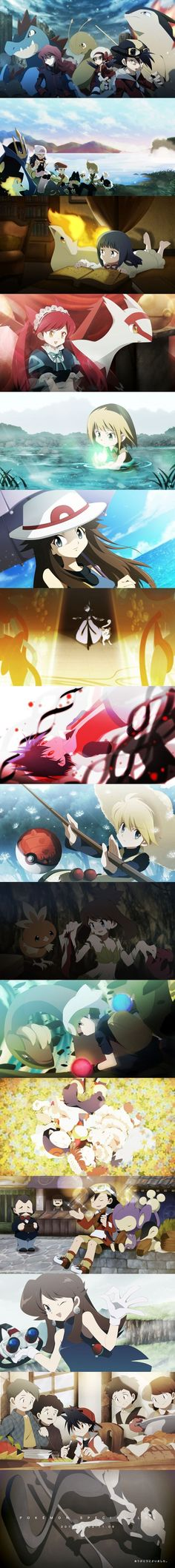 Pokémon SPECIAL/#1645672 - Zerochan THEY NEED TO MAKE THIS AN ANIME: