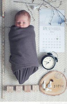 bij geboorte van een baby