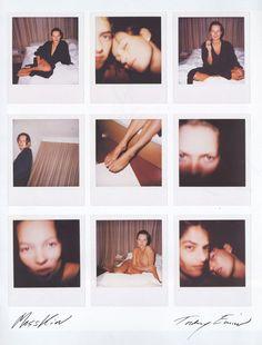 Kate moss joujouvilleroy » Polaroid mon amour #katemoss #polaroid