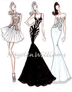 Hayden Williams Haute Couture Spring-Summer 2012