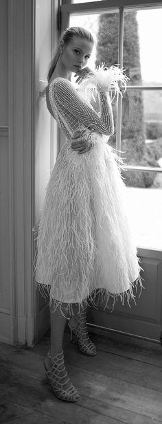 Люксовые свадебные платья Berta Bridal Fall 2016