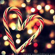 candy, heart, lights