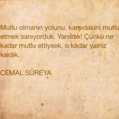 Cemal Süreya @cemalsureya_ | Websta