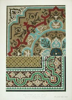 Tapestery - Majida Awashreh - Λευκώματα Iστού Picasa Just Cross Stitch, Cross Stitch Art, Cross Stitch Borders, Cross Stitch Designs, Cross Stitching, Cross Stitch Patterns, Diy Embroidery, Cross Stitch Embroidery, Embroidery Patterns