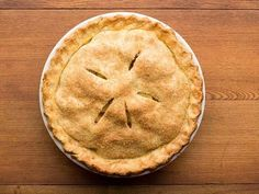 Get Apple Pie Recipe from Food Network