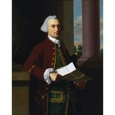 Woodbury Langdon, John Singleton Copley, 1767, Dallas Museum of Art