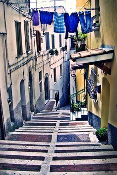 Campobasso, province of Molise region, Italy.