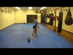 4 Kickboxing Workout