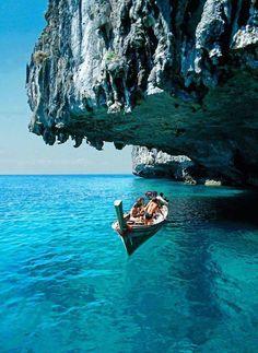 Amazing Koh Phi Phi Don island in Thailand