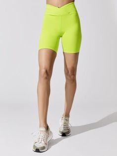 V Waist Biker Short Fitness Outfits, Workout Attire, Sports Leggings, Workout Tops, Biker, Active Wear, Ready To Wear, Stylish, Swimwear