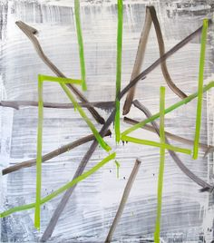 Jeffrey Kessel  Untitled, 2012  oil on canvas  71 x 63 inches