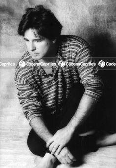 #Foto   El cantautor italo-venezolano Rudy La Scala. Foto: Archivo Fotográfico/Cadena Capriles