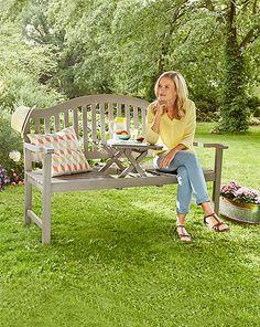 Zahrada Vás zve: Zahradní nábytek a vybavení - v Tchibo