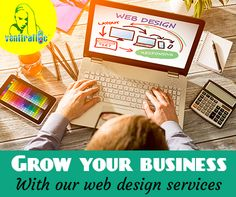 Our #webdesign #Services will help you grow your #business and help your customers connect with you anywhere. http://bit.ly/2hO7KHI   #digital #marketing #business #newyork