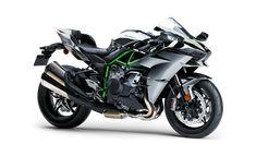 2015 NINJA H2™ Supersport Motorcycle by Kawasaki
