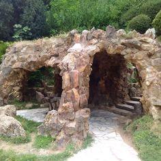 Beautiful park in Sandanski, Bulgaria #nature