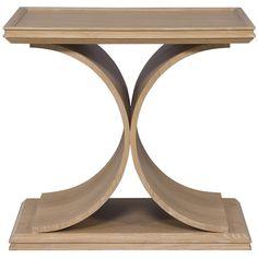 Vanguard Furniture Strathmore End Table
