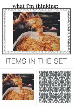 """food "" by trap-ical ❤ liked on Polyvore featuring art"