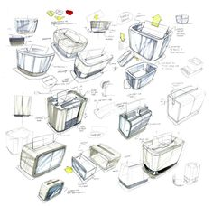 Tork Xpressnap Napkin Dispenser Collection on Behance