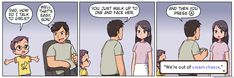 How To Talk To Women by JohnSu on deviantART Oh my! I laughed so hard!