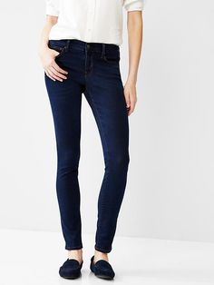 1969 super stretch legging jeans - Denim Spotlight: The Super Stretch Legging. Incredibly soft and comfy—slip on and youre good to go.