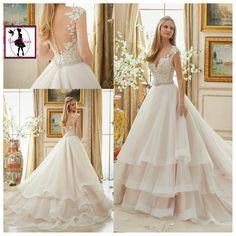 Mori Lee ball gown