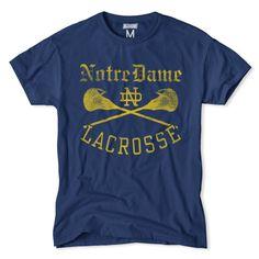 Notre Dame Lacrosse T-Shirt