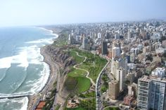Lima, Peru. Repinned by Elizabeth VanBuskirk. The western coastline of Peru. Probably south of Lima in Mira Flores.