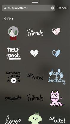 Instagram My Story, Name For Instagram, Instagram Words, Instagram Emoji, Instagram Status, Iphone Instagram, Instagram Story Filters, Friends Instagram, Creative Instagram Stories