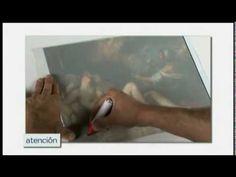 Curso de Dibujo y Pintura -- Encuadre Encaje y Composición 3 - YouTube